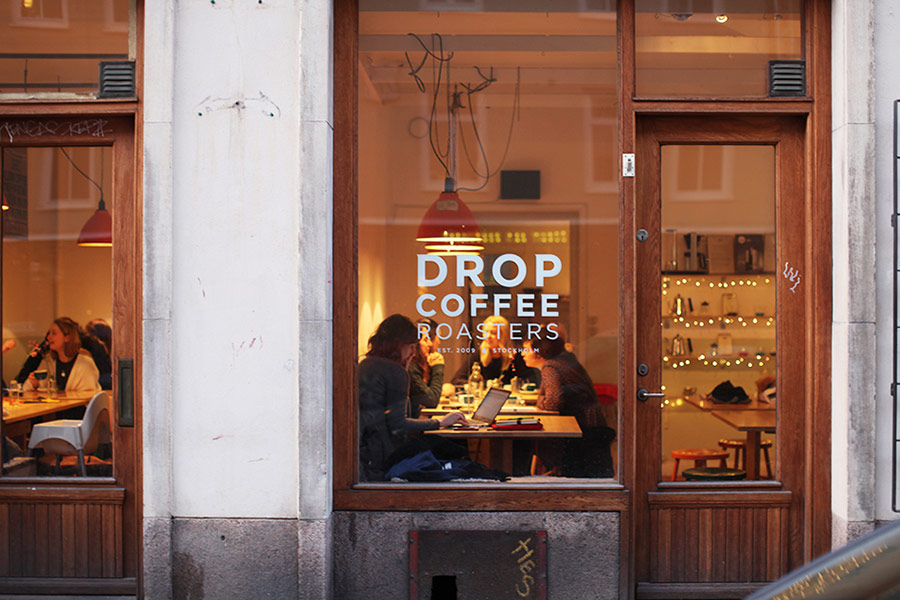 Drop Coffee外景