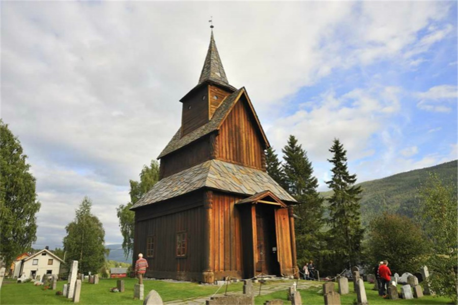 Torpo Stave Church