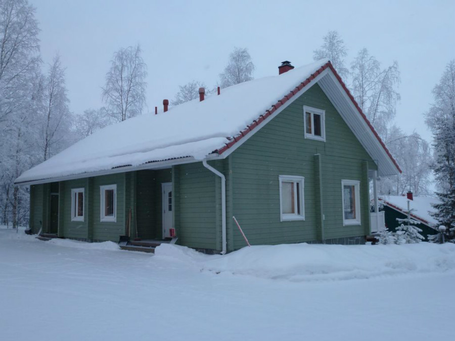 Larus Vuokatti Cottages